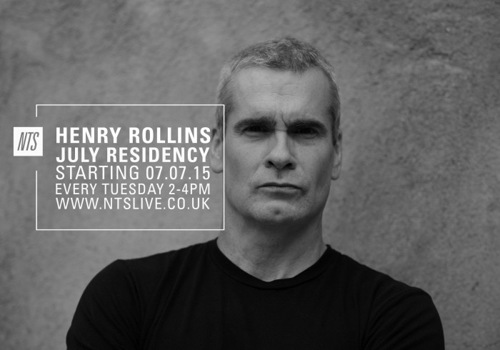 Henry Rollins NTS